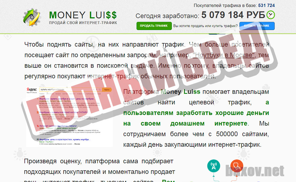 Money Luiss / Money Lui$$ - бред